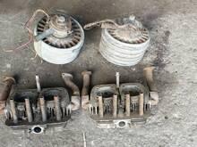ZAZ 30 hj plokikaaned ja generaatorid