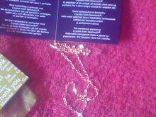 Kaelakee Swarovski kristalliga, uus