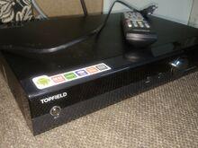 Digibox DF 6200 koos antenniga