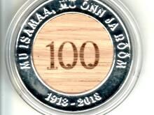 EV 100 MEENEMÜNT/MEDAL