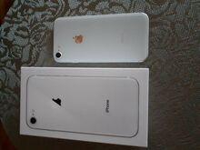 Uus iphone 8, 64 gb, hall