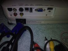 "Projektor Epson 40""-320"" ja ANDROID 4K tv box"