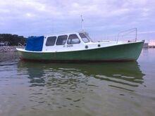 Reisilaev 9 m. Fisker Bukh dv36