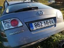 Müüa Mazda 6 ilma roosteta tagaluuk!