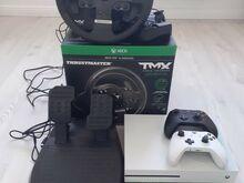 Xbox One, rool-pedaalid, mängud