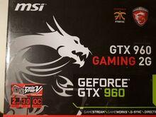 Graafikakaart MSI GTX 960 2GB OC