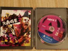 Rage 2 steelbook ps4
