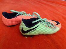 Jalkaputsad nr 34 Nike
