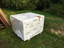 Poola tsementkiudplaadid 1250x1150mm 100tk, UUED