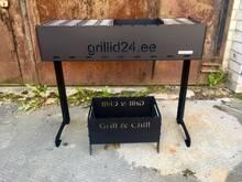 Vinge grill, šašlõkivann