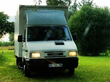 Iveco Daily 35.8 60 kw 1997 75000 km