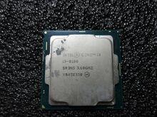 INTEL i3-8100 / PROCESSOR