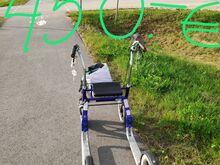 4 rattaline kokkupandav tõukeratas