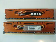 G.Skill ARES 16GB(2x4GB) DDR3 1600MHz mälud