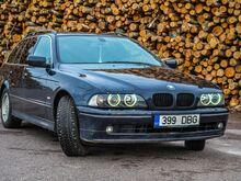 BMW 530D Facelift Individual