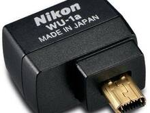 Nikon WU-1a mobiili juhtmevaba ühenduse adapter
