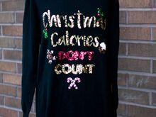 Jõuluteemaline kampsun-kleit
