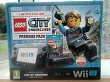 Nintendo Wii U 32GB Premium Pack Lego City Edition