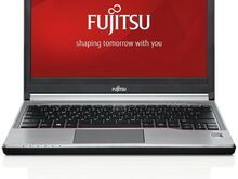 Sülearvuti Fujitsu Lifebook E734 Win10pro + Dock