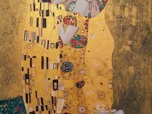 Maal Gustav Klimt Suudlus