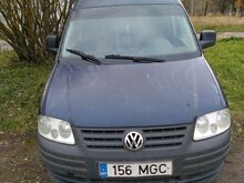 Volkswagen Caddy 2006.a 1,9 55 kW diisel
