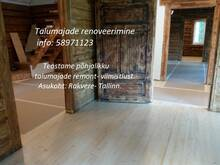 Talumajade renoveerimine