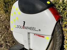 Solowheel Xtreme, elektriline üksratas