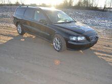 M: Volvo v70 2,4D 96/120kw aut  varuosad