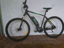 Elektriline jalgratas X-Zite Shimano E-6100