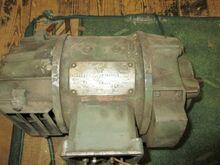 Mootor 0,98kW/110 3000 p