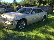 Chrysler 300c varuosadeks