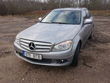 Mercedes Bens c220 CDI , 2007a , 125kw