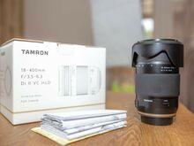 Objektiiv Tamron 18-400mm f/3.5-6.3