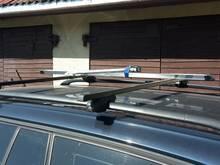 Auto katuseraamid, sobib paljudele markidele.
