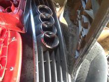 Audi a6 c5 esivõre