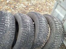 195/65/R15 Pirelli naastrehvid 4tk