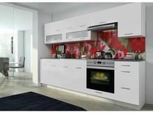 Köögimööbel Scarlet Valge