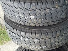 205/75/R16c Michelin naastrehvid 2tk