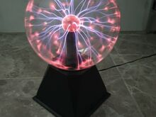 Plasmalamp