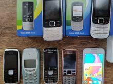 Samsung ja 6 Nokiat