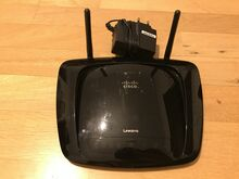WiFi ruuter, Wifi, Linksys WRT160NL WirelessRouter