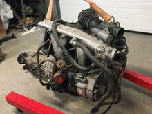 M: Sierra DOHC mootor ja käigukast