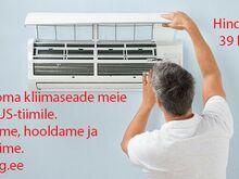 Kliimaseadmete / Konditsioneeride hooldus,remont.