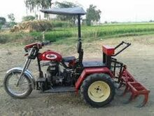 Minitraktori või ATV omajale talvine töö