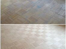 Puit-parkettpõrandate hooldus
