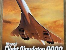 Arvutimäng Flight Simulator 2000 (Big box)