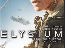 "DVD ""Elysium"""