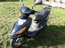 Mopeed 125cc 6,6kw