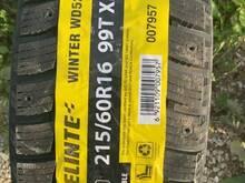 UUED! 215/60/R16 DELINTE WINTER WD52 lamellrehvid