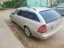 MB c220, diisel, 2006a.